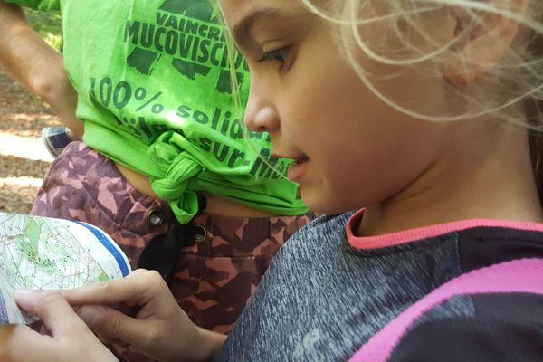 """""""Déterminée"""" et """"volontaire"""", ainsi est Zélie qui s'apprête à réaliser un défi sportif pour les Virades de l'espoir"""
