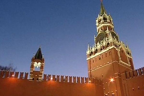 Moscou, capitale de la Russie.