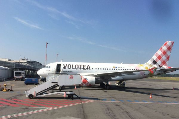 Le vol Volotea à destination de Malaga a multiplié les reports.