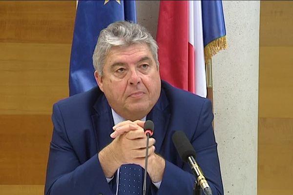 Le préfet Pierre Dartout