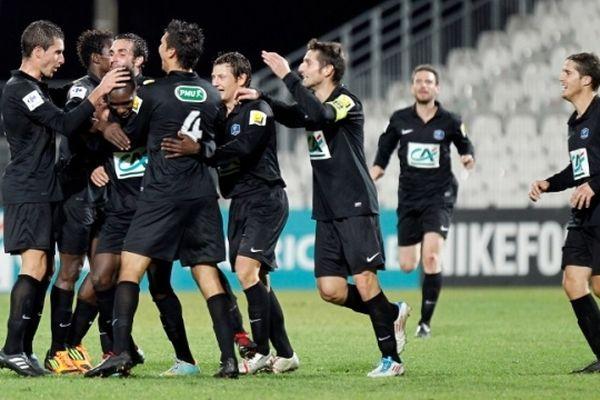 ILLUSTRATION - Le CA Bastia est repêché en National a confirmé jeudi 4 juin 2015 la FFF