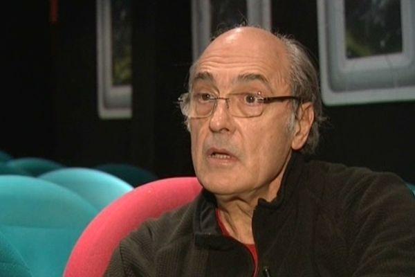 """Serge Garde, réalisateur du film """"Outreau, l'autre vérité""""."""
