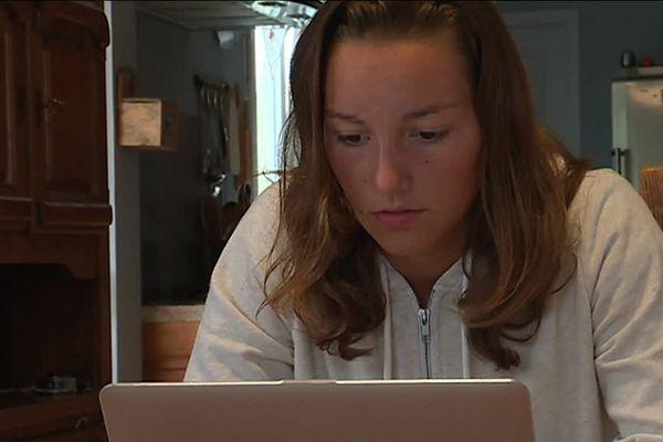 Claire Leman avait formulé 3 voeux d'affectation pour sa première rentrée universitaire sur le site Admission Post-Bac (APB)