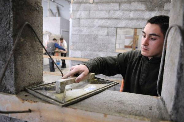 28 métiers sont proposés chez les Compagnons du Devoir.