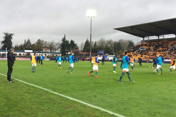 Nantes-Vitré en quart de finale à Laval
