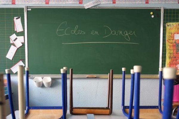 Ecoles vétustes à Marseille : signe de mobilisation