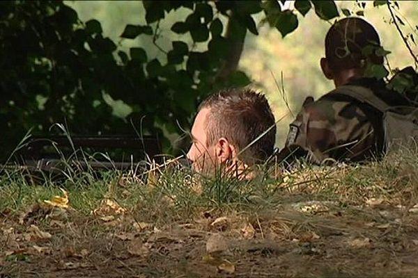Peloton d'intervention de la gendarmerie mobile d'Orléans