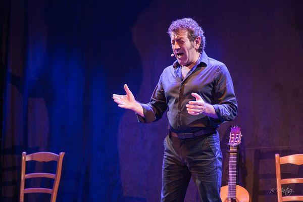 Le roi du flamenco, Luis de la Carrasca
