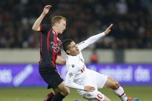 Monaco n'a fait qu'une bouchée de Nice (3-0).