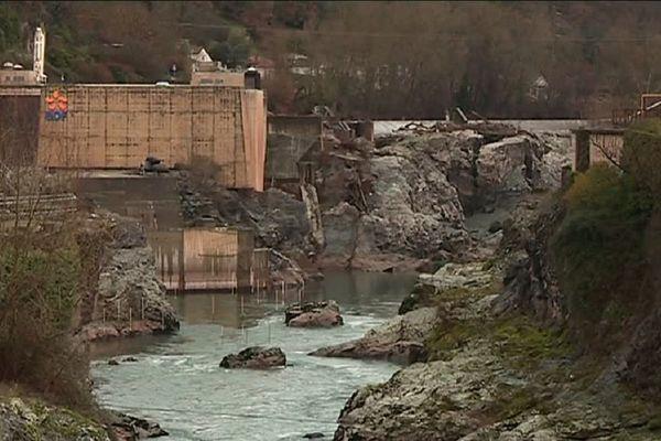 La centrale hydroélectrique du saut de sabo a réalisé un record de production en 2018.