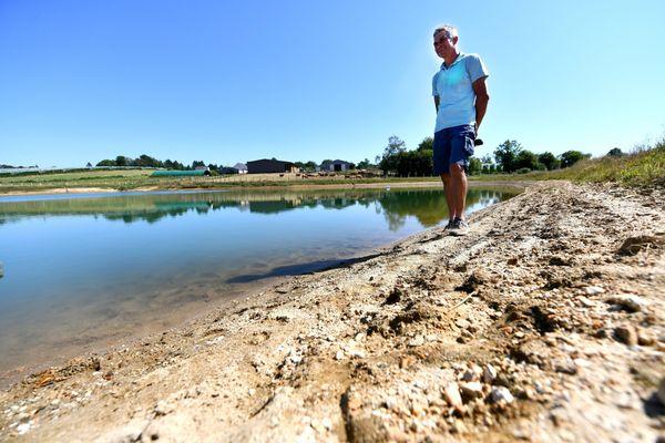 La sécheresse touche la Franche-Comté en cette rentrée 2020-2021. (image d'illustration)