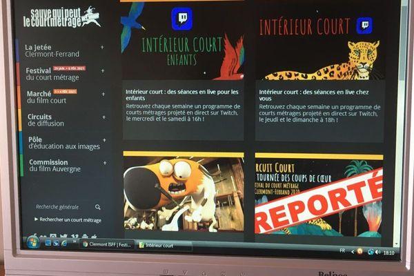 Le festival international du Court Métrage de Clermont-Ferrand qui a attiré plus de 170.000 spectateurs en 2020 est désormais en ligne à la maison.