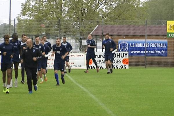 Les joueurs de l'équipe CFA avaient fait connaître leur refus de se rendre à Sarre-Union