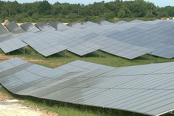 La plus grande centrale photovoltaïque de Charente se trouvera à Nersac.