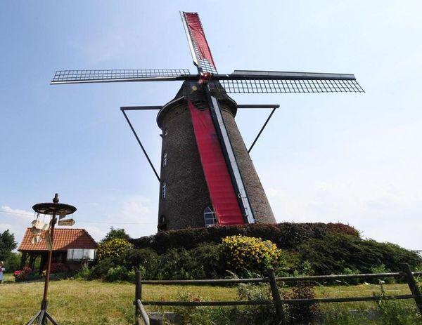 """Le moulin """"Le Steenmeulen"""""""