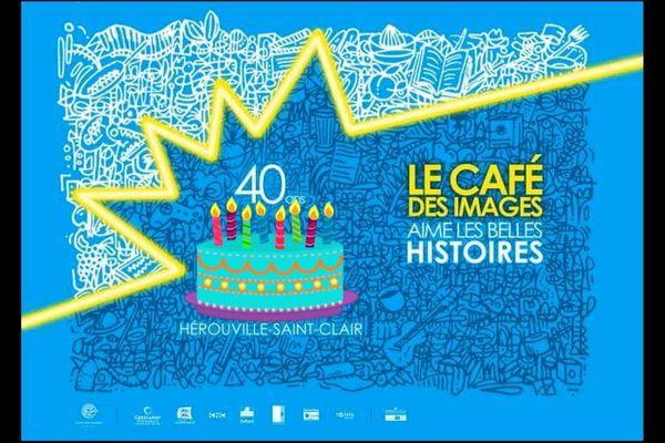 Ce weekend le Café d'Hérouville St Clair fête ses 40 ans et propose plein de rencontres. Joyeux Anniversaire!