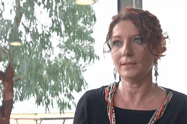 Virginie Le Namouric : victime de la collision entre Spindrift 2 et un canot de l'organisation de la Volvo Ocean Race au départ de Lorient