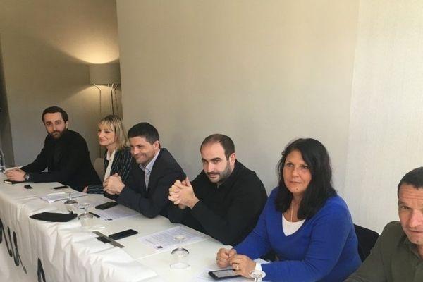 Conférence de presse de Femu a Corsica
