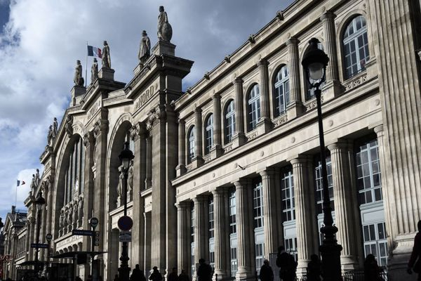 Le projet de rénovation et d'agrandissement de la Gare du Nord est chiffré à 600 millions d'euros.