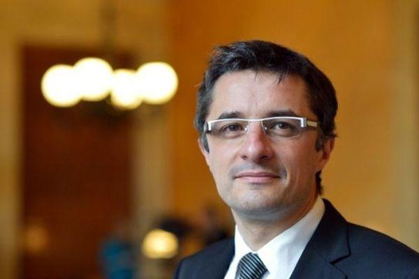 Erwann Binet, député PS de Vienne