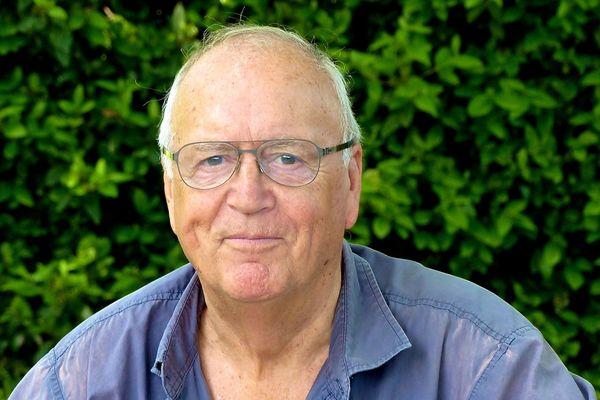 Jean Costil en juillet 2018