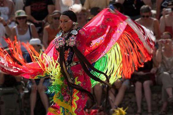 A Ornans, le prochain festival Pow Wow se déroulera du 29 juin au 1er juillet.