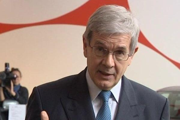 Philippe Varin, ex président du directoire du groupe PSA Peugeot Citroën