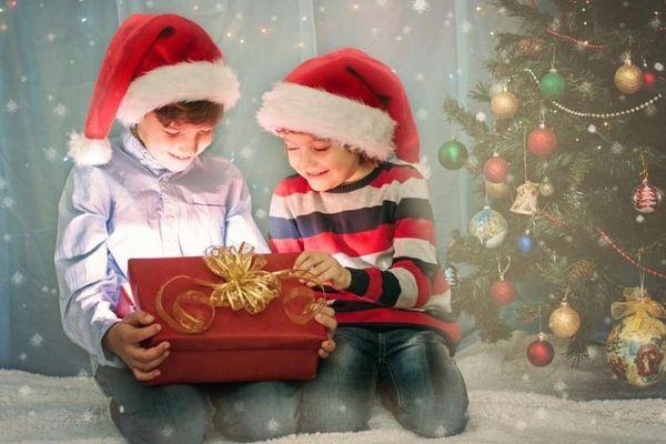 En France, c'est en Franche-Comté qu'on dépense le plus pour les cadeaux des enfants à Noël, selon une étude TNS Sofres.
