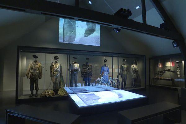Le musée de la résistance de Saint-Marcel a été entièrement refait à neuf, sa scénographie revisitée.