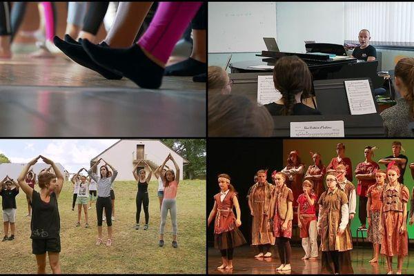 Nous avons suivi pendant plusieurs mois les élèves de l'école du spectateur du Creusot.