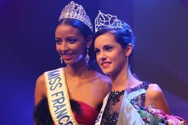 Solène Salmagne et Flora Coquerel.