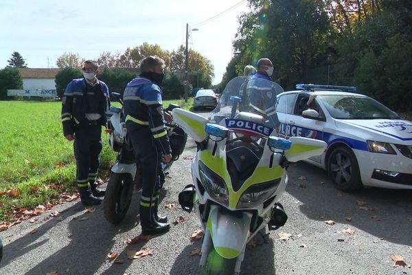 L'homme armé a été abattu allée Alphandery, à Montfavetn,  un quartier d'Avignon