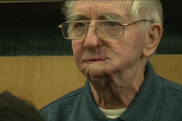 Joachim Toro lors de son procès aux Assises