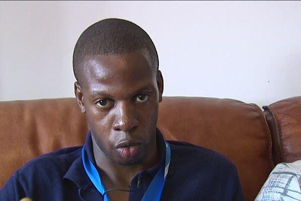 Rodrigue Massianga Champion d'Europe IPC sur 400m
