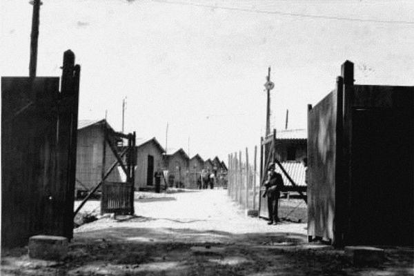Le camp de Nexon en Haute-Vienne