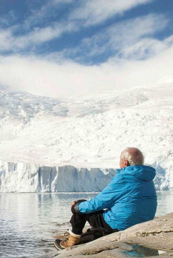 Claude Lorius de retour à 83 ans sur le continent antarctique