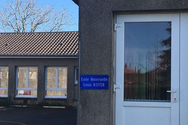 L'école maternelle de Luttange touchée par une épidémie de teigne/février 2018