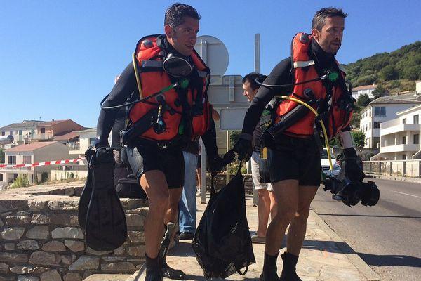 Les plongeurs démineurs de Toulon doivent intervenir dans la matinée.