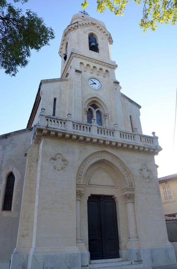 L'église Sainte-Marthe va également être rénovée.