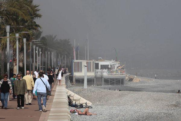 Le Var et les Alpes-Maritimes sont en vigilance jaune orages et canicule.