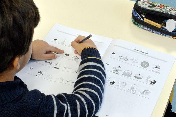 Les évaluations en CP et CE1 auront lieu toute la semaine dans les écoles primaires