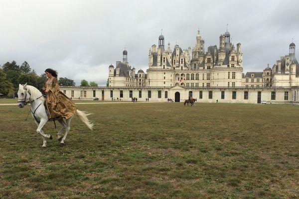 Sur le domaine de Chambord, les animaux sont rois
