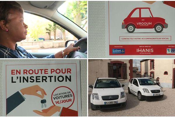 Une voiture à 1 € par jour, un dispositif bientôt mis en place dans plusieurs villes du Loiret.