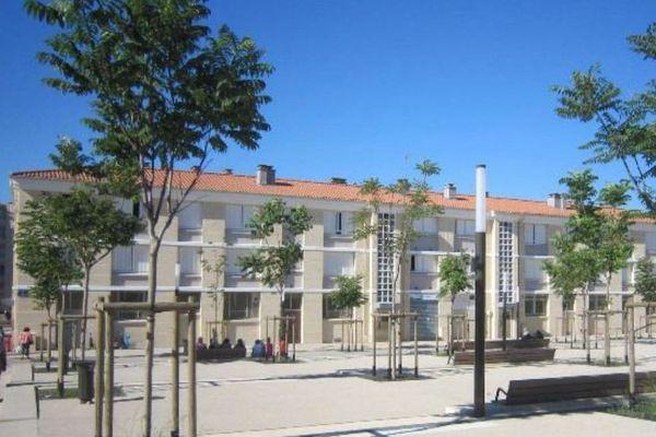 Montpellier - la nouvelle place - 2016