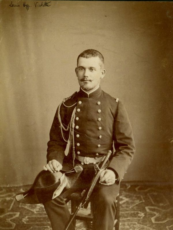 Louis-Hippolyte Violette