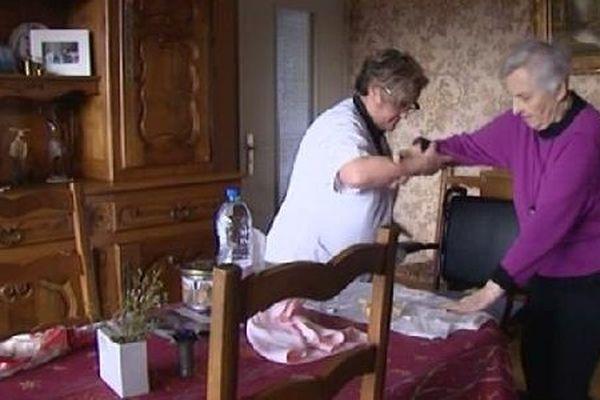 Une présence indispensable aux personnes âgées dépendantes.
