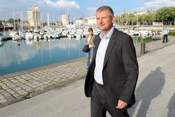 Olivier Falorni, député de La Rochelle/Ré