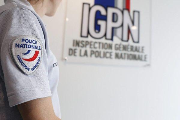 """Le parquet de Créteil a saisi l'IGPN, la """"police des polices"""" (illustration)."""