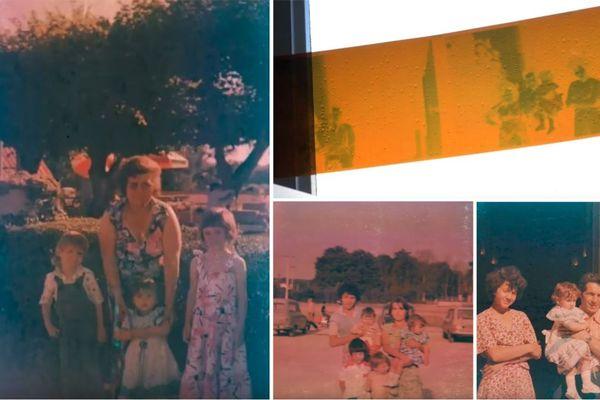 Un photographe recherche la famille qui figure sur ces photos, retrouvées dans un appareil acheté en Savoie.