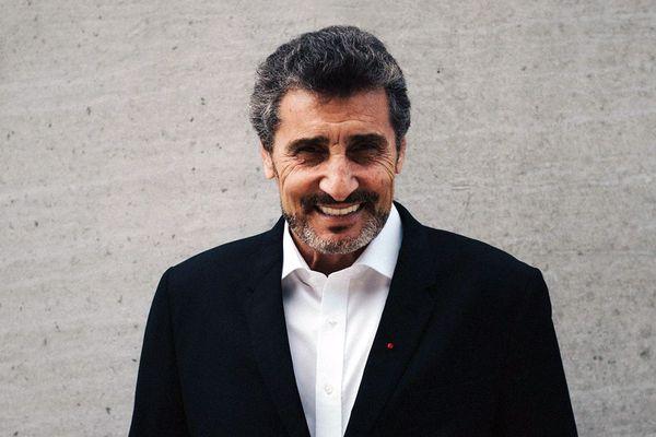 Le chef d'entreprise et président du club de rugby de Montpellier, Mohed Altrad.